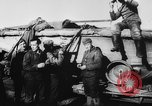 Image of German and Hungarian troops joining forces Ukraine, 1941, second 27 stock footage video 65675071183