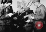 Image of German and Hungarian troops joining forces Ukraine, 1941, second 28 stock footage video 65675071183