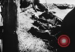 Image of German and Hungarian troops joining forces Ukraine, 1941, second 32 stock footage video 65675071183