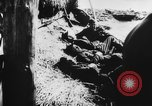 Image of German and Hungarian troops joining forces Ukraine, 1941, second 33 stock footage video 65675071183