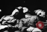 Image of German and Hungarian troops joining forces Ukraine, 1941, second 36 stock footage video 65675071183