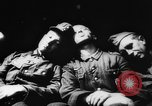 Image of German and Hungarian troops joining forces Ukraine, 1941, second 37 stock footage video 65675071183