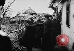 Image of German and Hungarian troops joining forces Ukraine, 1941, second 56 stock footage video 65675071183