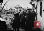 Image of German and Hungarian troops joining forces Ukraine, 1941, second 57 stock footage video 65675071183