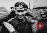 Image of German and Hungarian troops joining forces Ukraine, 1941, second 60 stock footage video 65675071183
