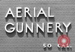 Image of aerial gunnery United States USA, 1944, second 4 stock footage video 65675071192