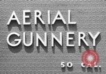 Image of aerial gunnery United States USA, 1944, second 5 stock footage video 65675071192