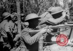 Image of United States soldiers Europe, 1918, second 62 stock footage video 65675071201