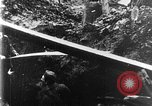 Image of German soldiers in trenches Europe, 1916, second 8 stock footage video 65675071210