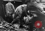 Image of German soldiers in trenches Europe, 1916, second 13 stock footage video 65675071210
