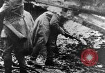 Image of German soldiers in trenches Europe, 1916, second 14 stock footage video 65675071210