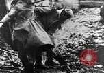Image of German soldiers in trenches Europe, 1916, second 15 stock footage video 65675071210