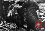 Image of German soldiers in trenches Europe, 1916, second 17 stock footage video 65675071210