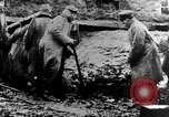 Image of German soldiers in trenches Europe, 1916, second 20 stock footage video 65675071210