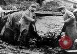 Image of German soldiers in trenches Europe, 1916, second 21 stock footage video 65675071210