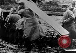 Image of German soldiers in trenches Europe, 1916, second 23 stock footage video 65675071210