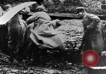 Image of German soldiers in trenches Europe, 1916, second 25 stock footage video 65675071210