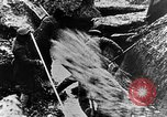Image of German soldiers in trenches Europe, 1916, second 39 stock footage video 65675071210