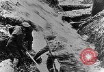 Image of German soldiers in trenches Europe, 1916, second 44 stock footage video 65675071210