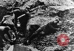 Image of German soldiers in trenches Europe, 1916, second 45 stock footage video 65675071210