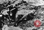 Image of German soldiers in trenches Europe, 1916, second 48 stock footage video 65675071210