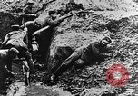 Image of German soldiers in trenches Europe, 1916, second 50 stock footage video 65675071210