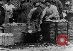 Image of German soldiers in trenches Europe, 1916, second 58 stock footage video 65675071210