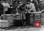 Image of German soldiers in trenches Europe, 1916, second 59 stock footage video 65675071210