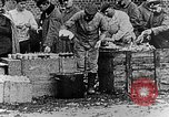 Image of German soldiers in trenches Europe, 1916, second 60 stock footage video 65675071210