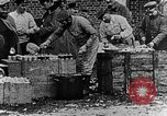 Image of German soldiers in trenches Europe, 1916, second 62 stock footage video 65675071210