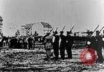 Image of German volunteers drill in World War I Europe, 1916, second 2 stock footage video 65675071211