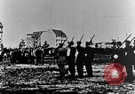 Image of German volunteers drill in World War I Europe, 1916, second 3 stock footage video 65675071211