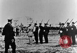 Image of German volunteers drill in World War I Europe, 1916, second 6 stock footage video 65675071211
