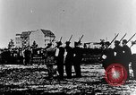 Image of German volunteers drill in World War I Europe, 1916, second 7 stock footage video 65675071211