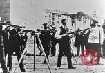 Image of German volunteers drill in World War I Europe, 1916, second 22 stock footage video 65675071211