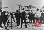 Image of German volunteers drill in World War I Europe, 1916, second 24 stock footage video 65675071211