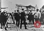 Image of German volunteers drill in World War I Europe, 1916, second 25 stock footage video 65675071211