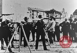 Image of German volunteers drill in World War I Europe, 1916, second 27 stock footage video 65675071211