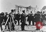 Image of German volunteers drill in World War I Europe, 1916, second 29 stock footage video 65675071211