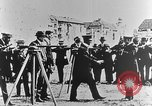 Image of German volunteers drill in World War I Europe, 1916, second 30 stock footage video 65675071211