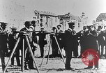 Image of German volunteers drill in World War I Europe, 1916, second 31 stock footage video 65675071211