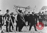 Image of German volunteers drill in World War I Europe, 1916, second 32 stock footage video 65675071211