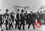 Image of German volunteers drill in World War I Europe, 1916, second 33 stock footage video 65675071211
