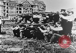 Image of German volunteers drill in World War I Europe, 1916, second 48 stock footage video 65675071211