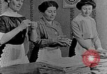 Image of conservation of cotton Europe, 1916, second 4 stock footage video 65675071214