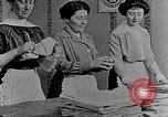 Image of conservation of cotton Europe, 1916, second 6 stock footage video 65675071214