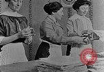 Image of conservation of cotton Europe, 1916, second 9 stock footage video 65675071214