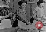 Image of conservation of cotton Europe, 1916, second 10 stock footage video 65675071214