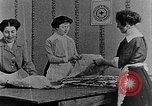 Image of conservation of cotton Europe, 1916, second 13 stock footage video 65675071214