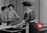Image of conservation of cotton Europe, 1916, second 15 stock footage video 65675071214